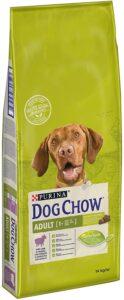 Purina Dog Chow Adult pienso para Perro Adulto Cordero 14 Kg