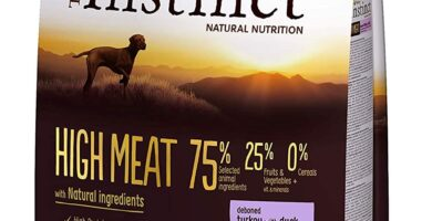 True Instinct High Meat Adult - Nature's Variety - Pienso para Perros MediumMaxi
